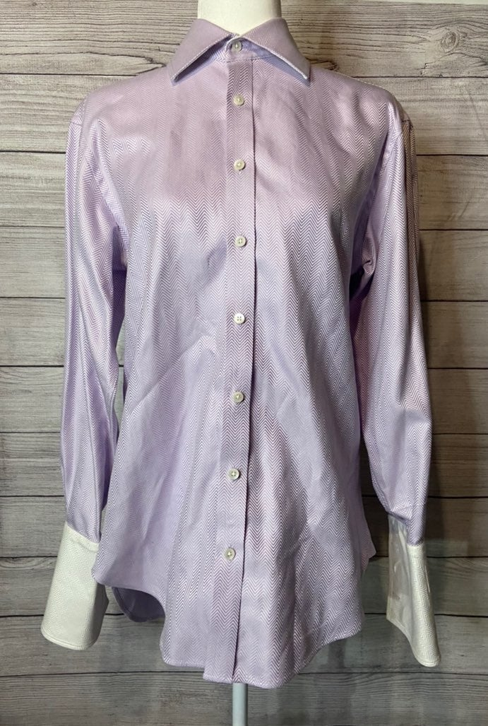 Ted Baker London Flip Cuff Dress Shirt