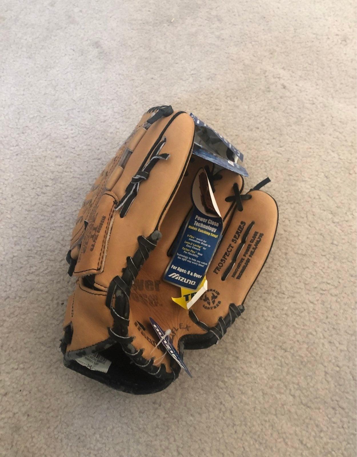 Mizunu 12 Inch Baseball Glove