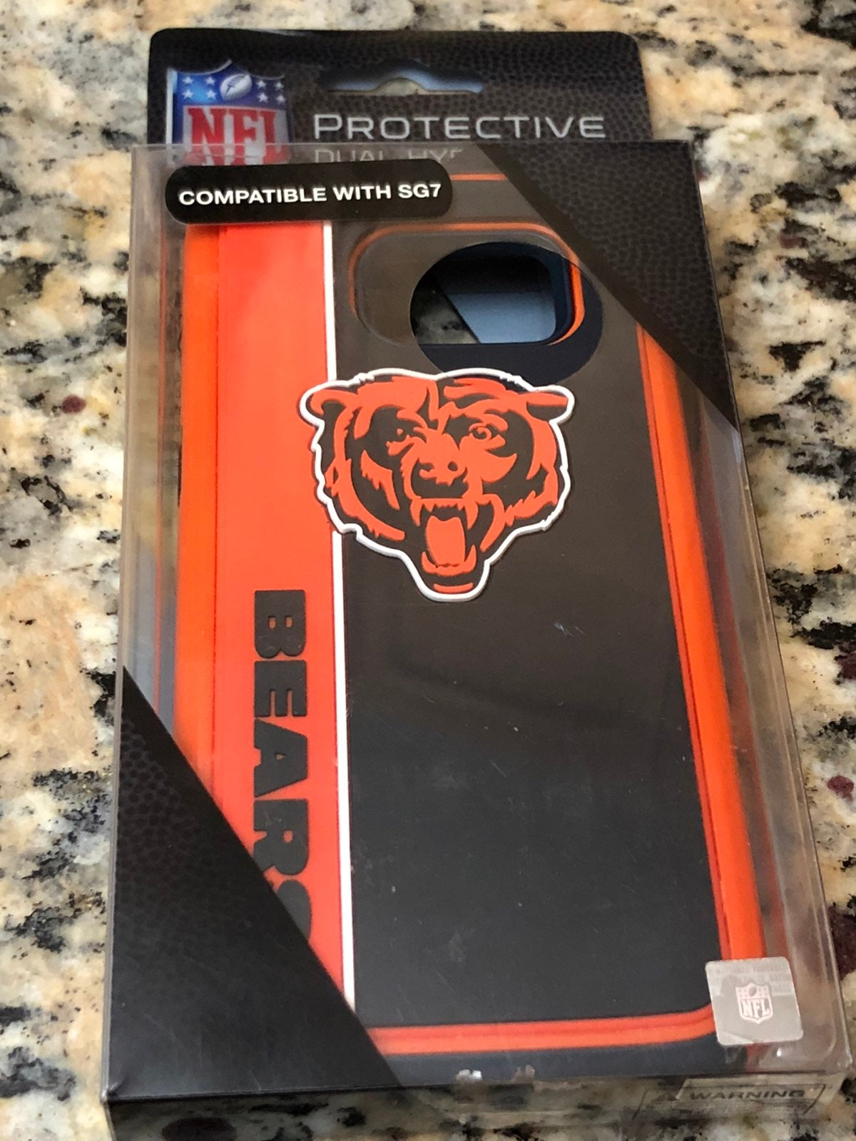Chicago Bears phone case