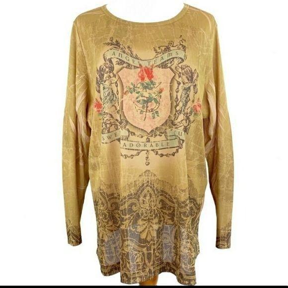 Venezia wearable art Long Sleeve Shirt