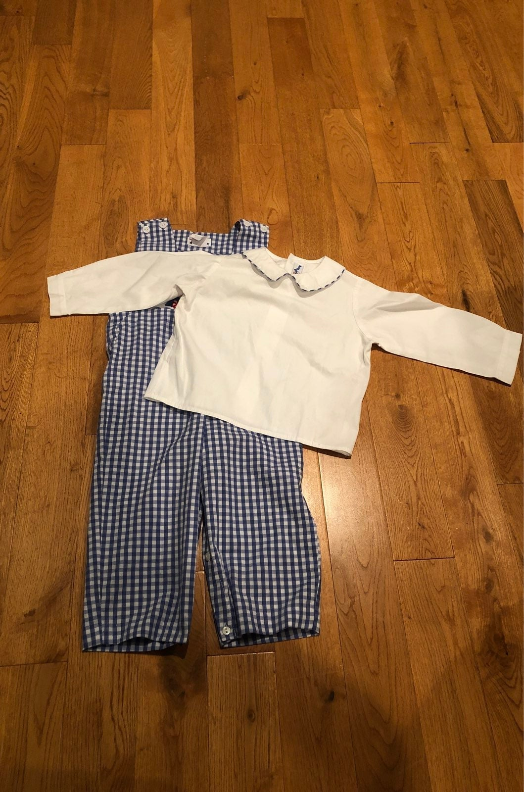 Boutique Smocked Longall