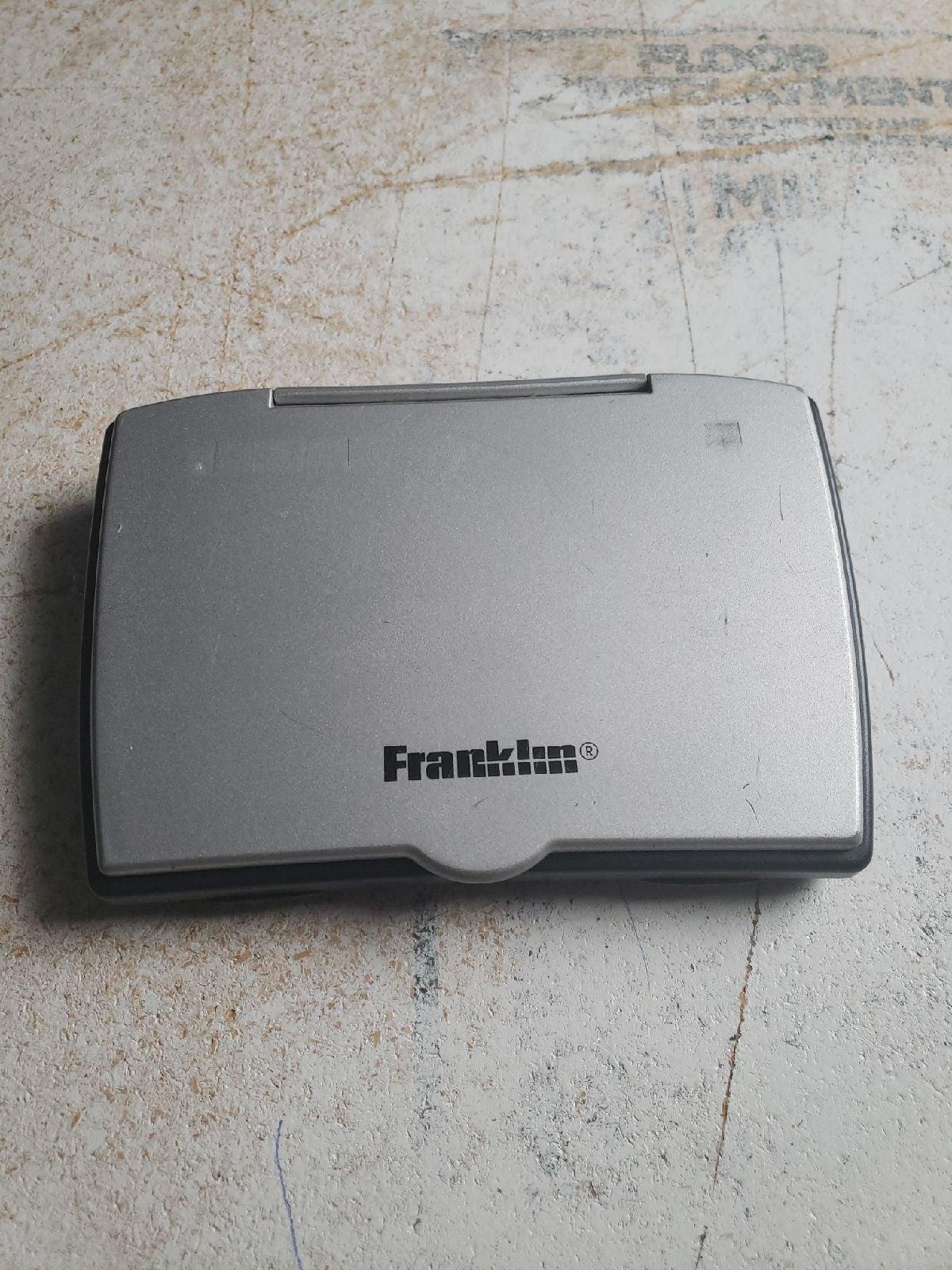 Merriam-webster digital translater (Fran