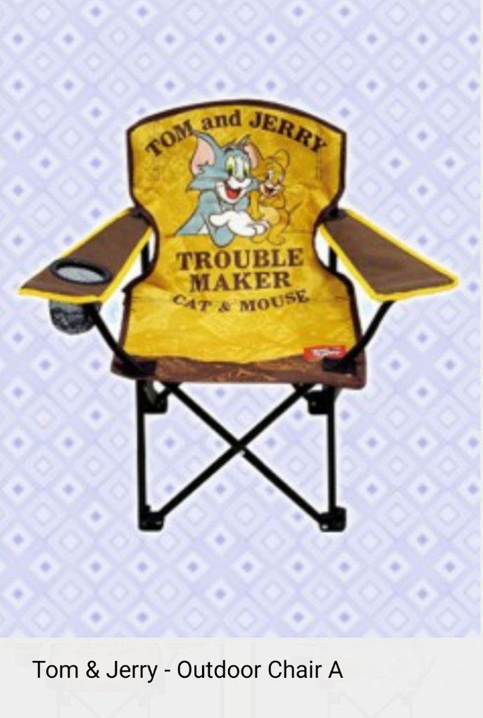 Limited ed Tom & Jerry Outdoor Chair