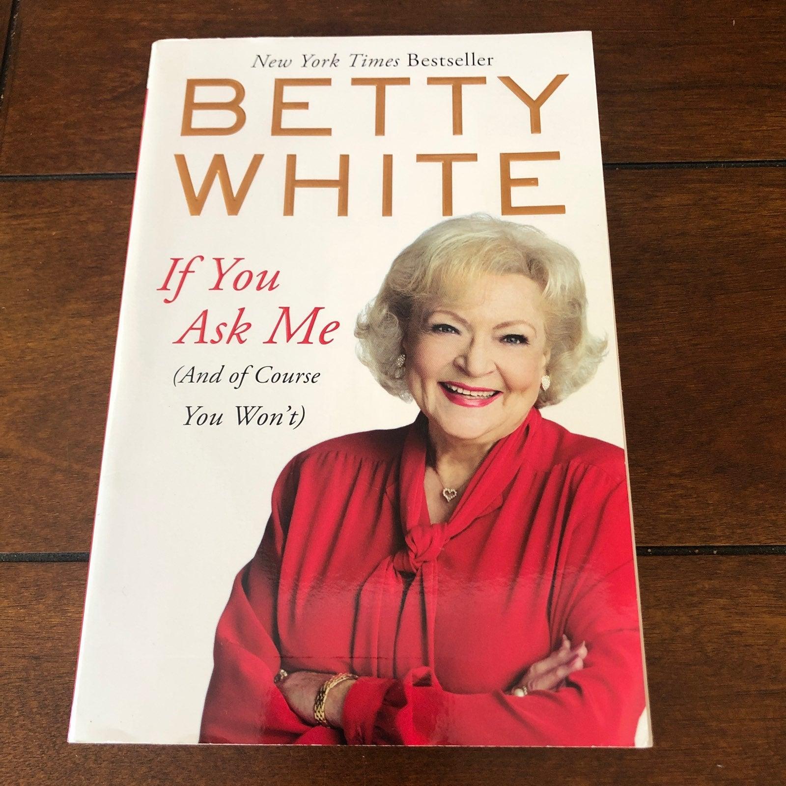 Betty White book