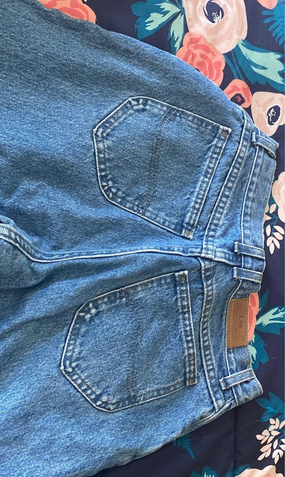 Original Lee mom jeans