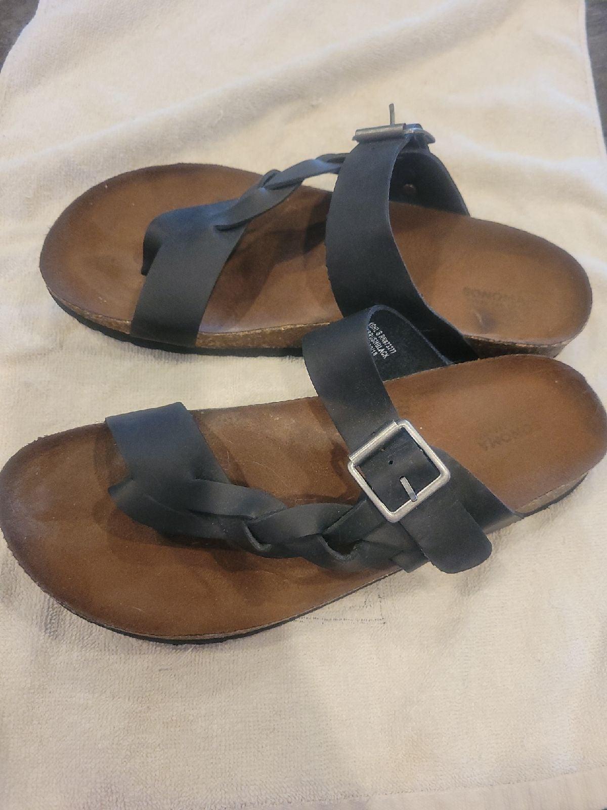 Sonoma Sandals similar to Birkenstock