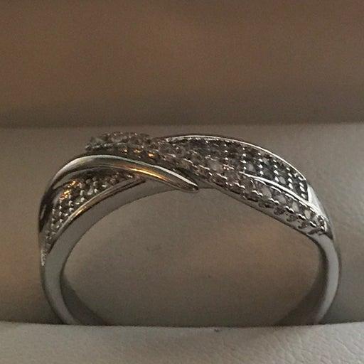 Sterling silver Ring 81/2