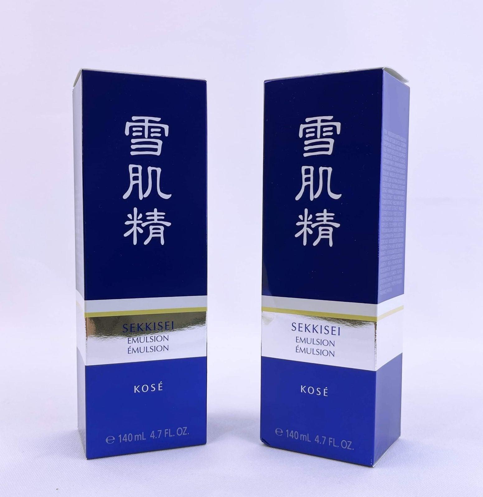 SEKKISEI Emulsion Moisturizer, 4.7 fl oz