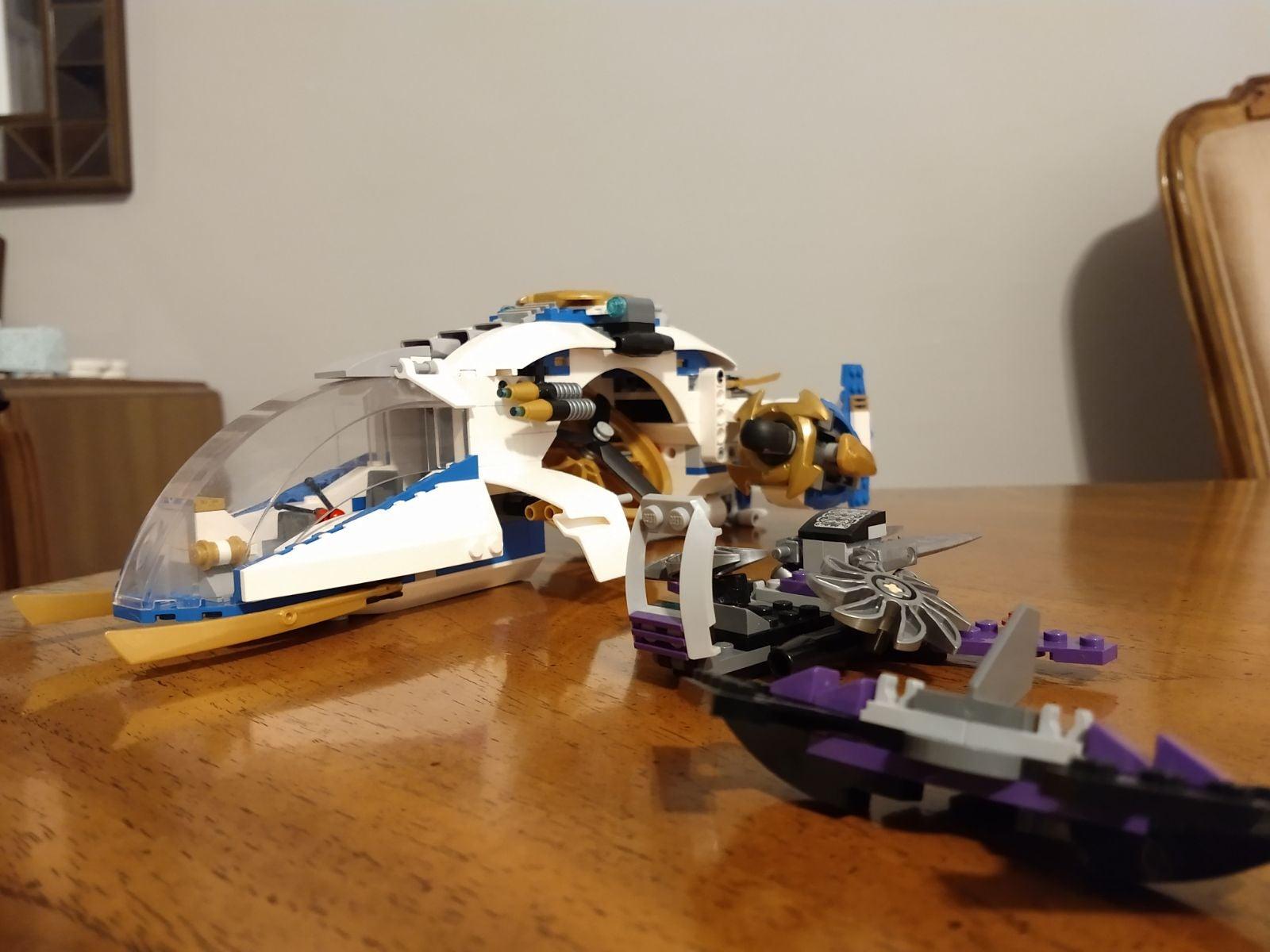 Lego ninjacopter