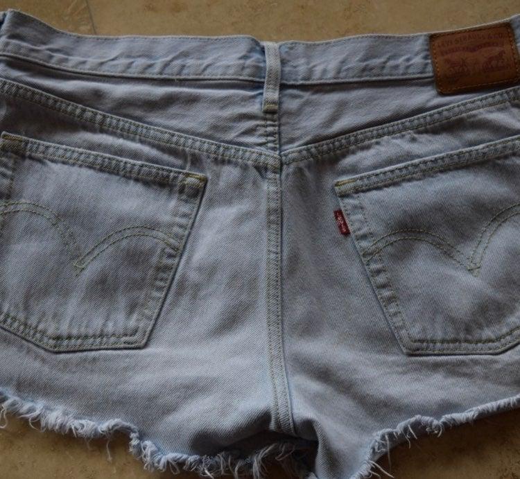 Levi's Booty Shorts