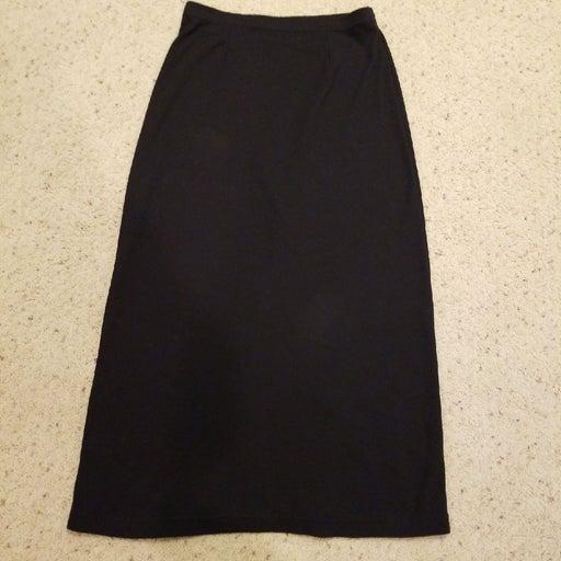 Crazy Horse Black Skirt