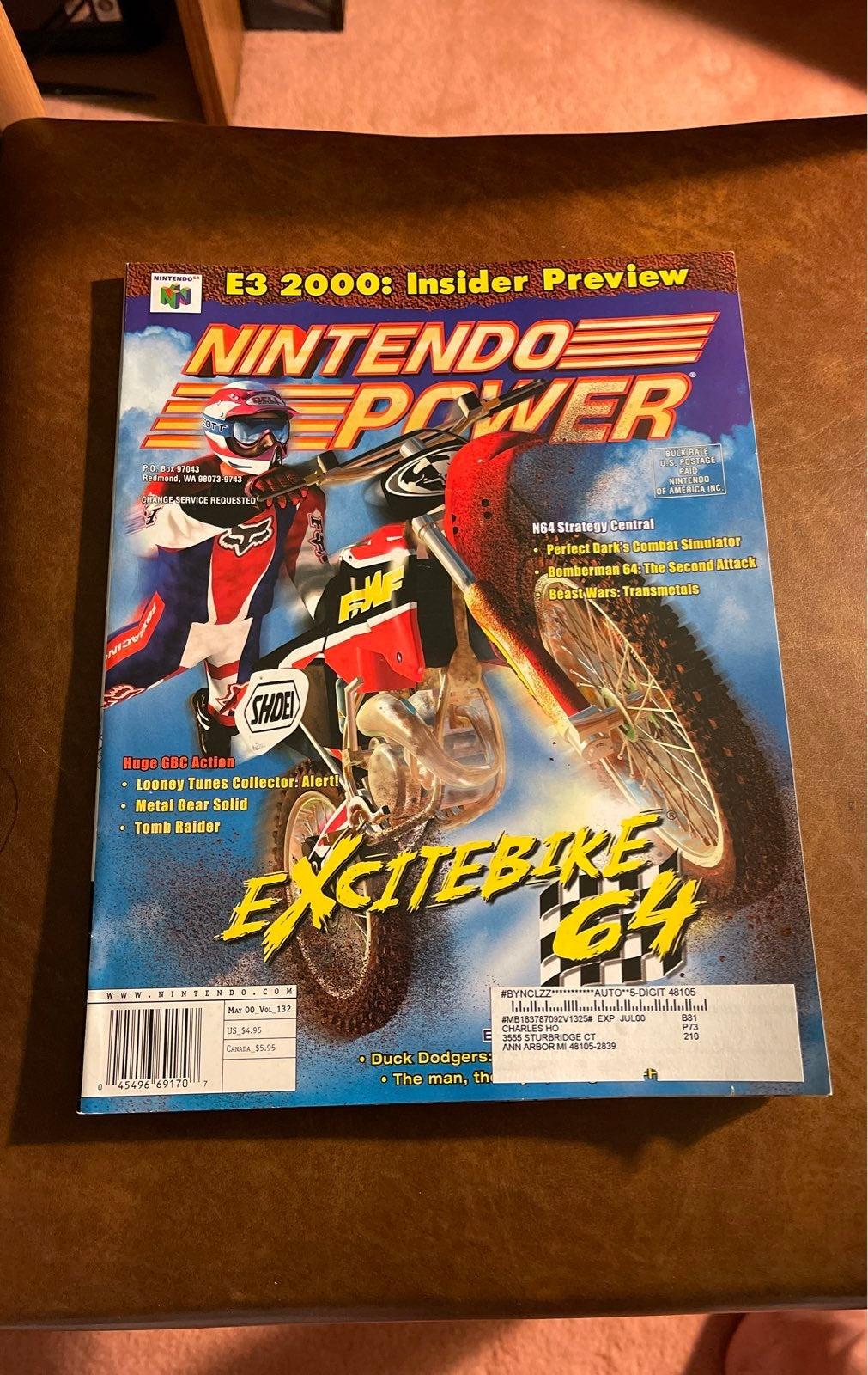 Nintendo Power #132