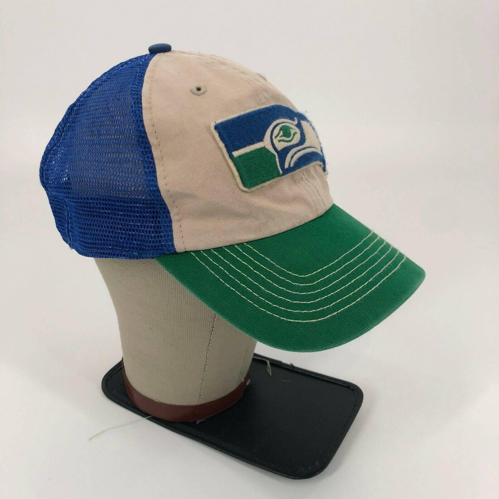 Seattle Seahawks 47 Brand Snap Back Hat