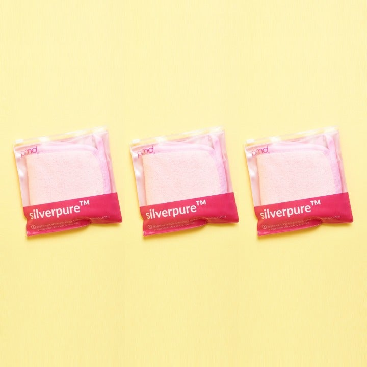 PMD silverpure Makeup Removing Cloth