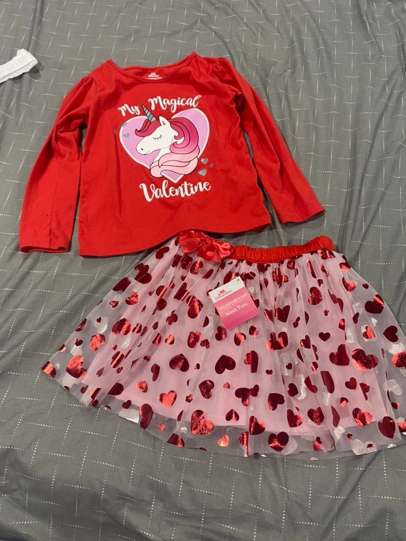 4t cute girl outfit