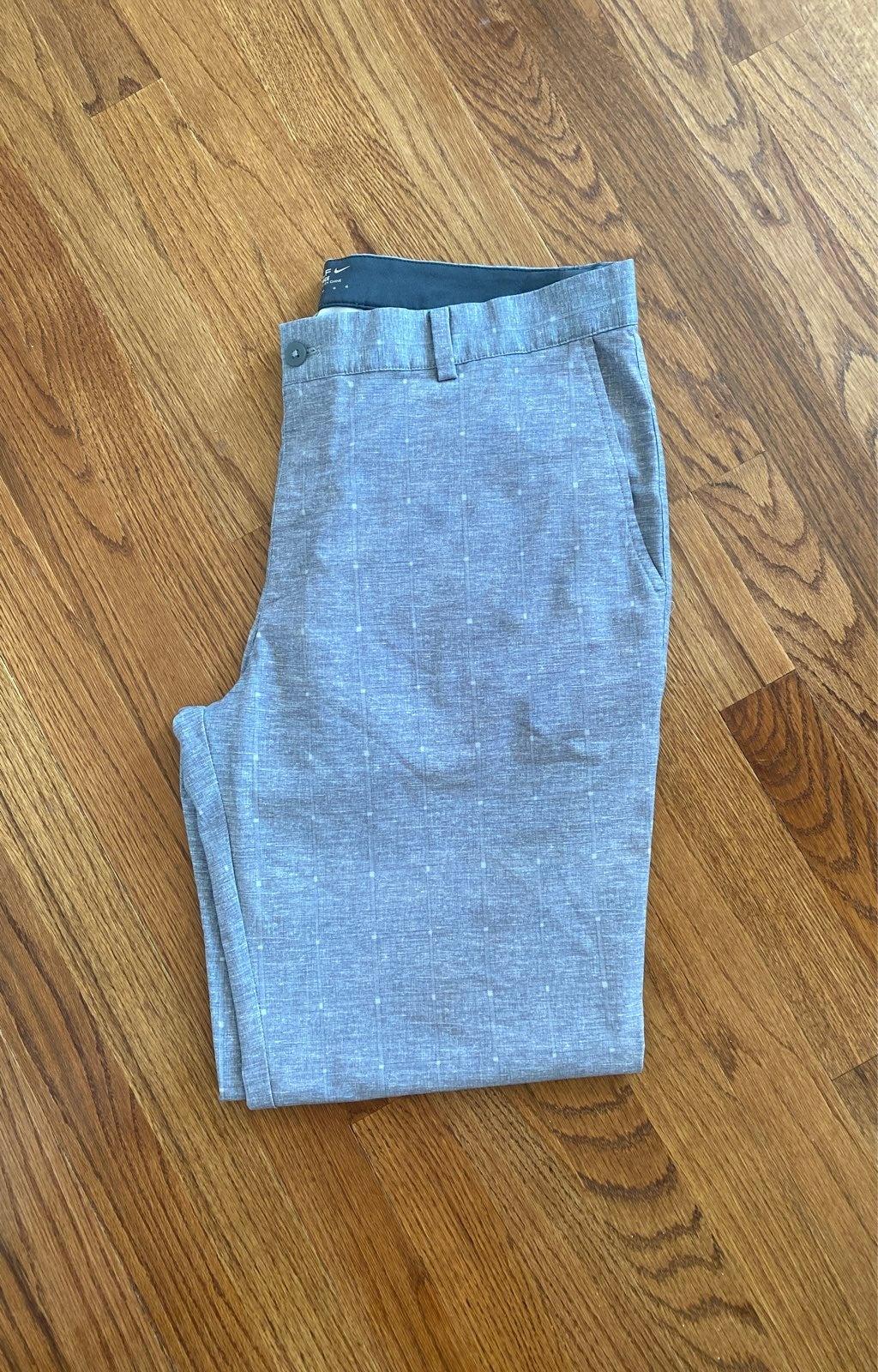Nike Dri-Fit Golf Pants 35x30