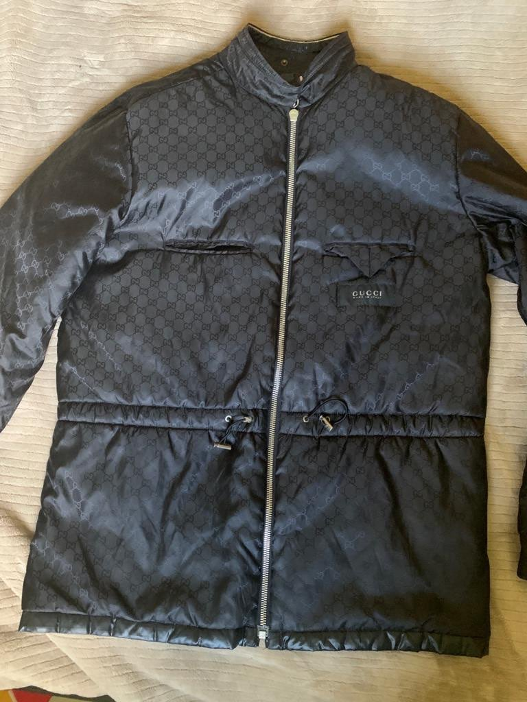 Gucci Reversible Jacket