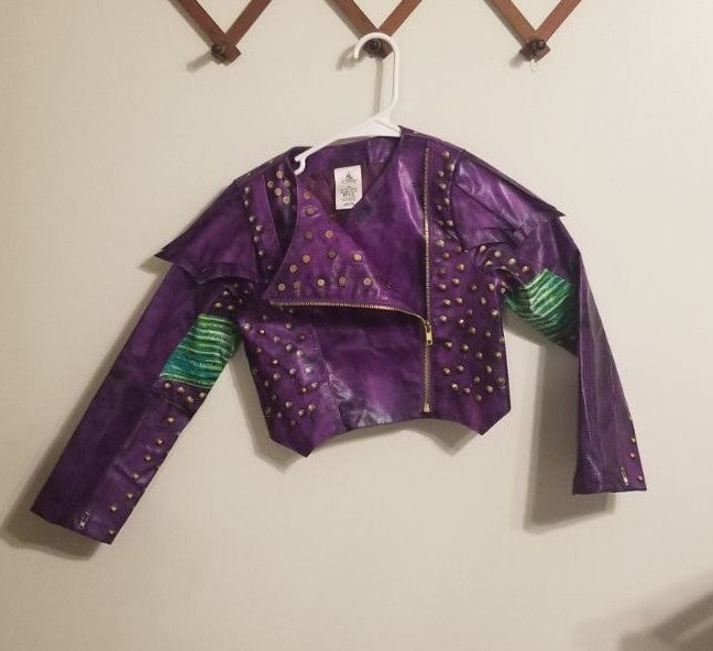 Disney Descendants dress up jacket