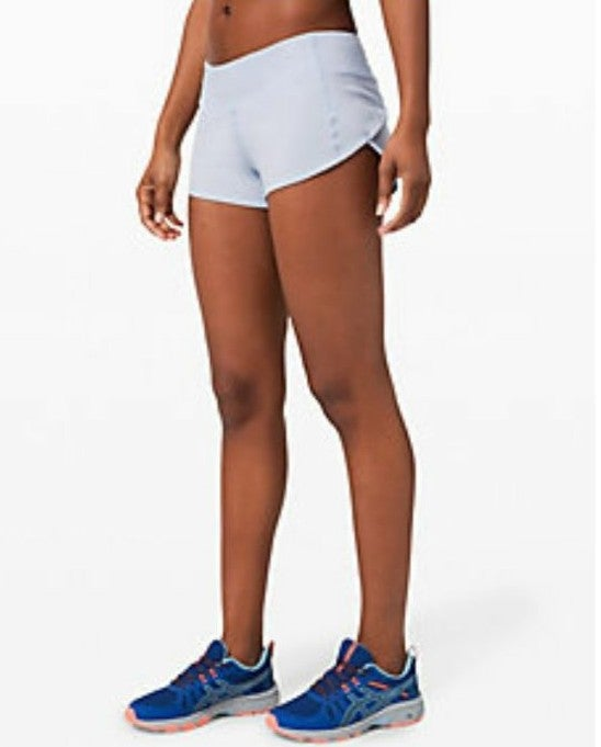 NWT Speed Up Shorts 4
