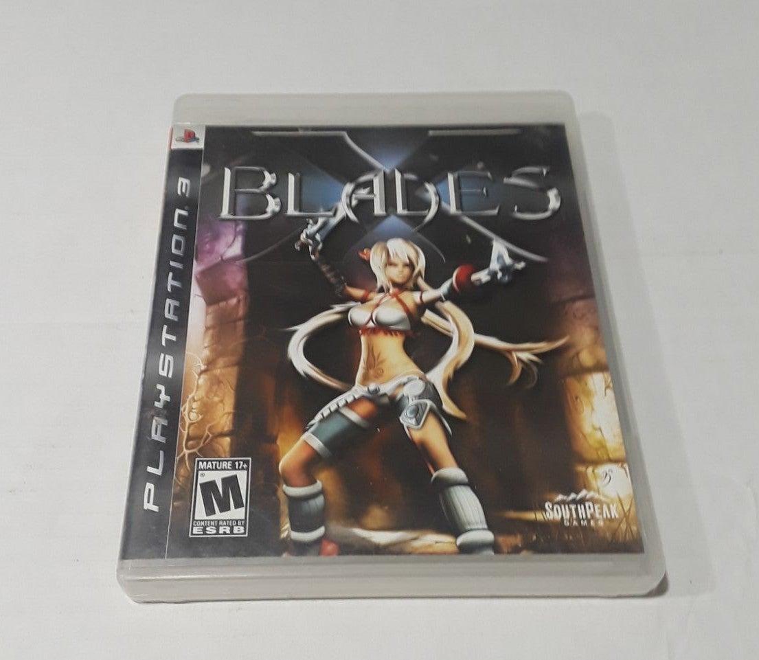 Blades X Playstation 3