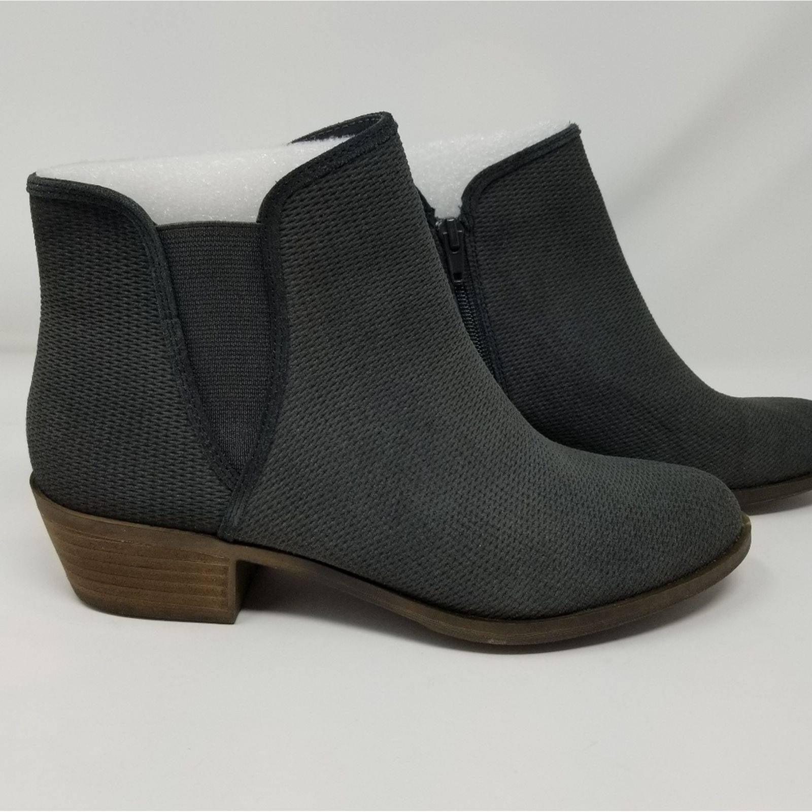 Kensie NEW Grey Booties Gray Suede