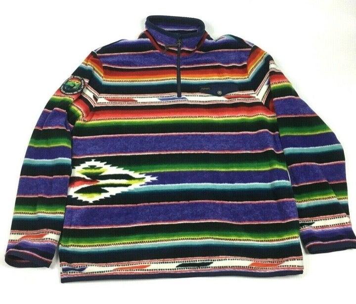 Polo Ralph Lauren Wildlife Aztec Fleece