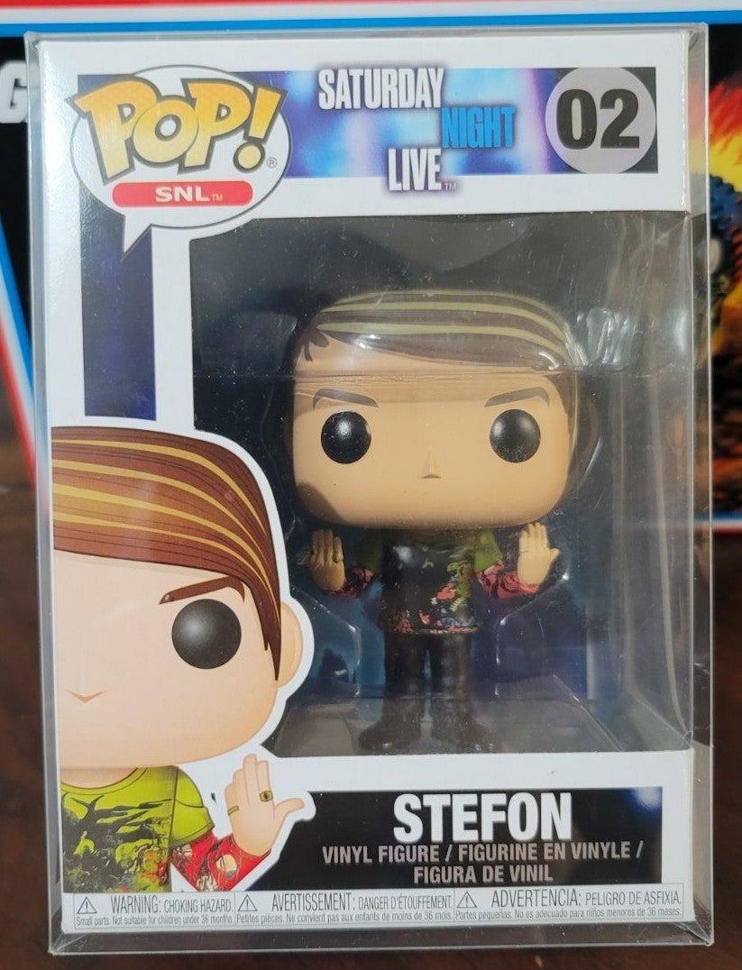 Funko Pop SNL Stefon