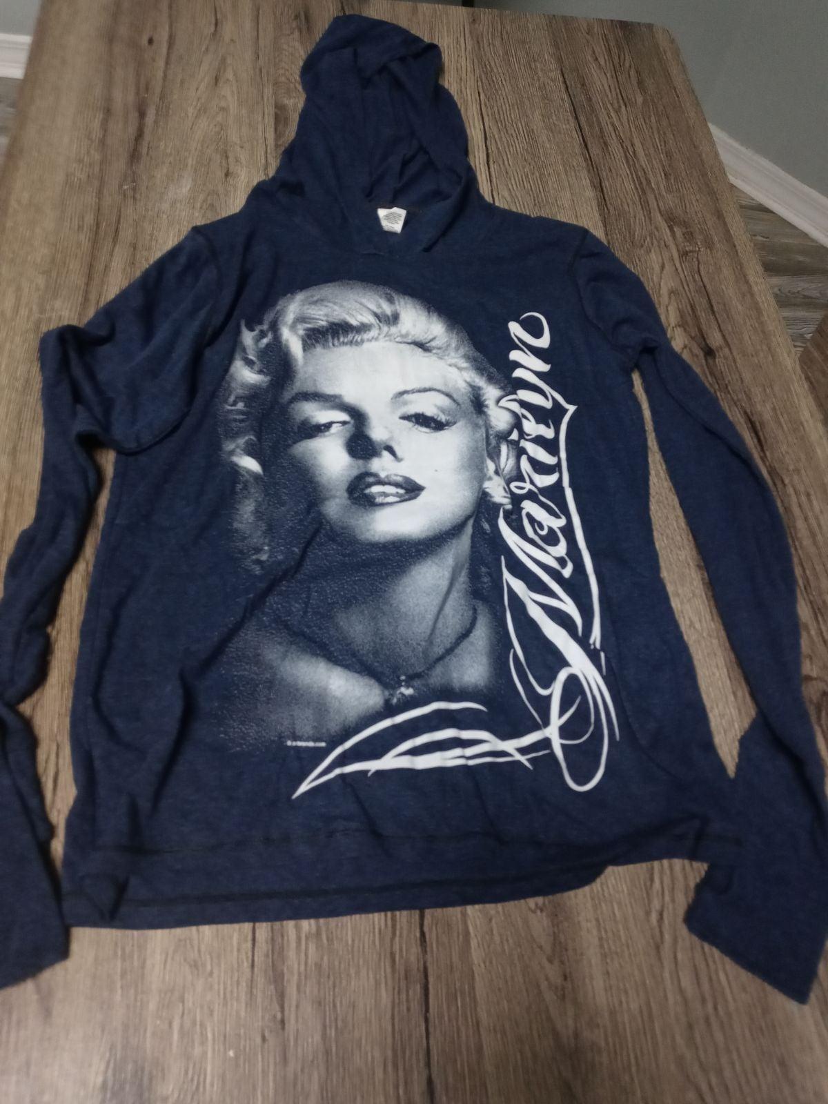 Hoodie Marilyn Monroe