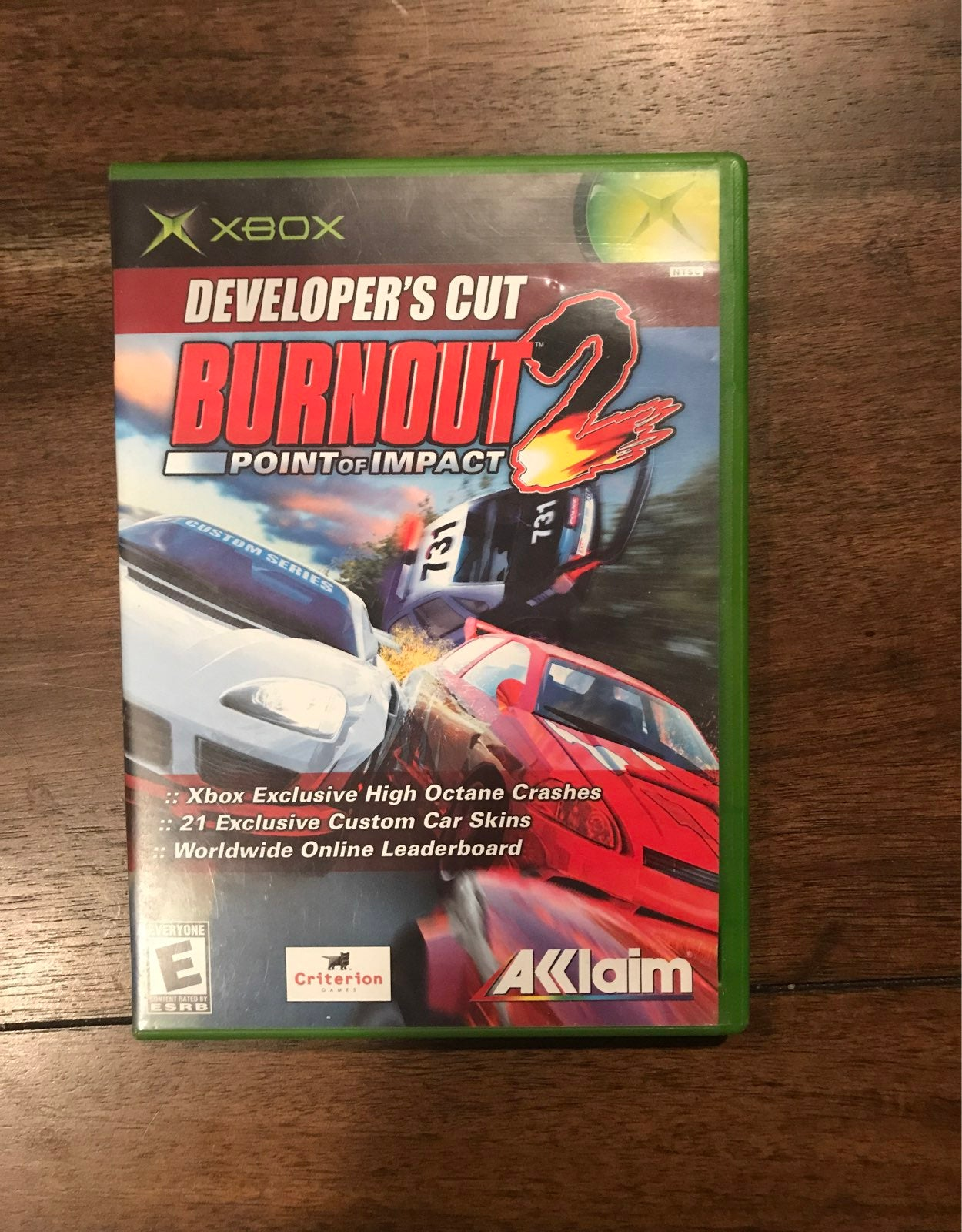 Burnout 2: Point of Impact on Xbox