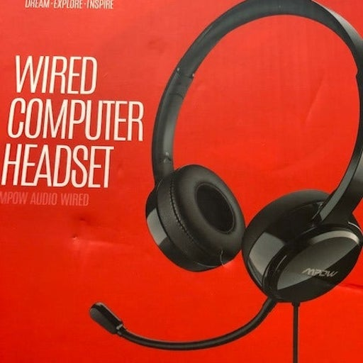 Pc headset new in box!