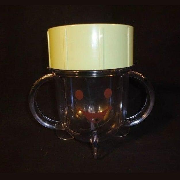 Magic Baby Bullet Short Cup w/ Flat Blad