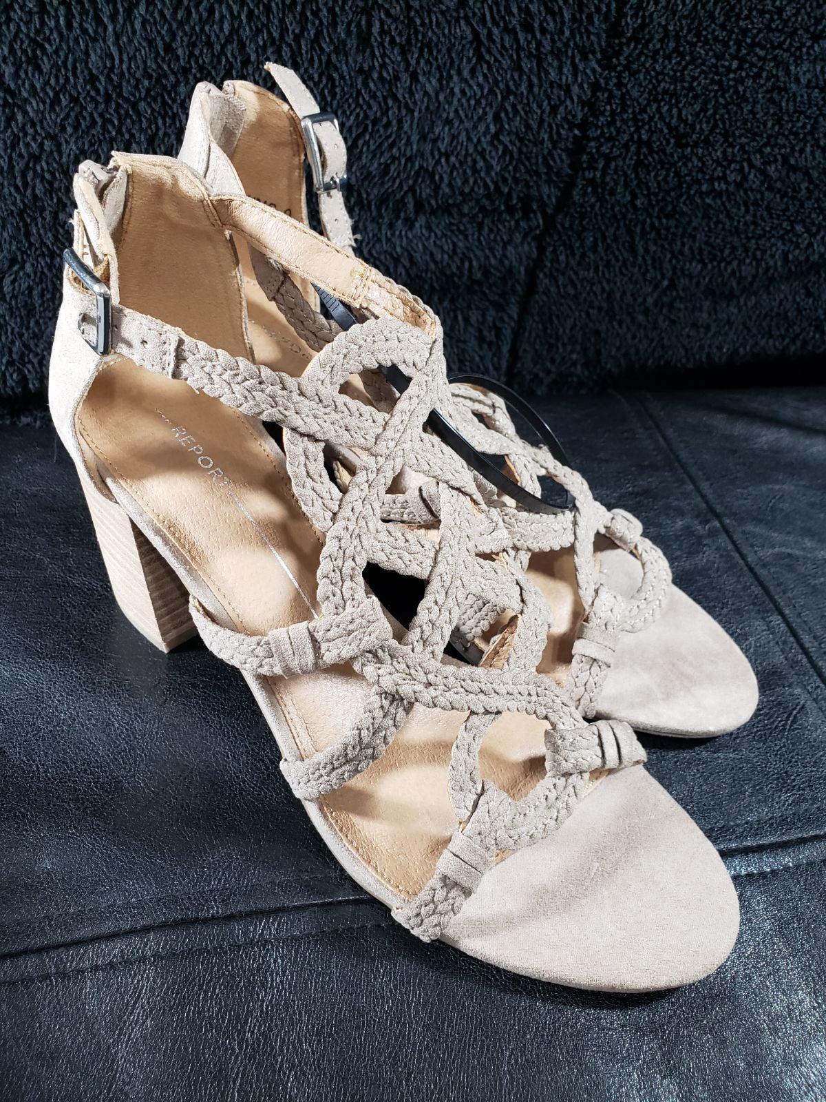 Report womans sandals