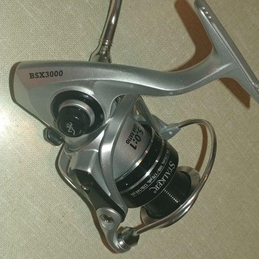 Browning Stalker Spinning Reel 3000 seri