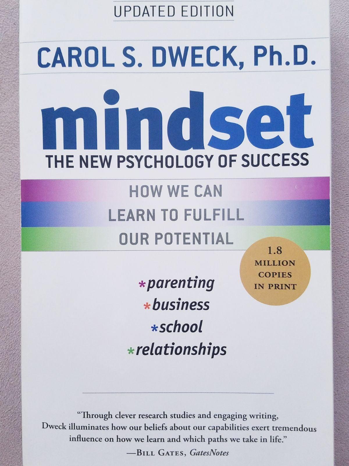 Book: Mindset