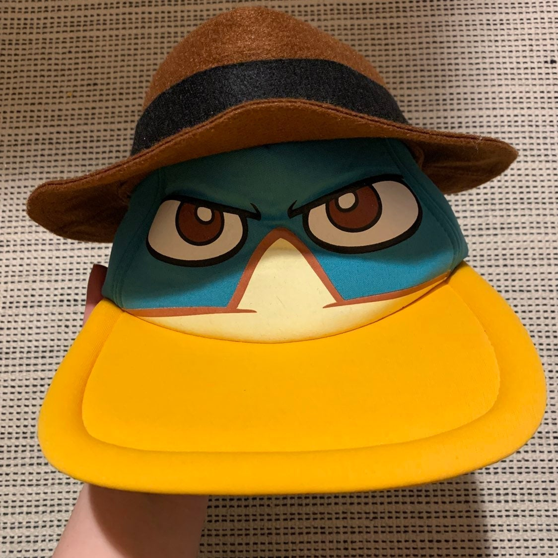 Disney - Perry the Platypus Hat