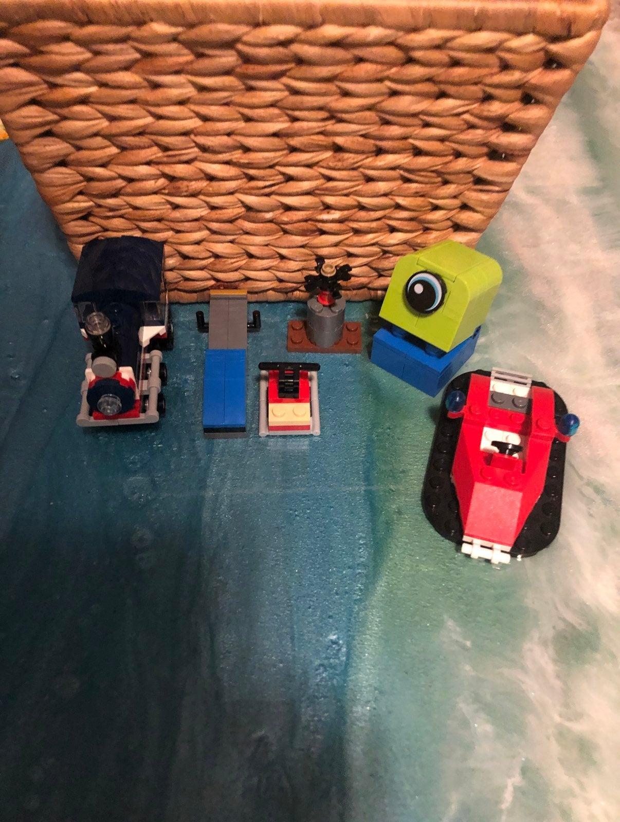 Lego mini builds (6)