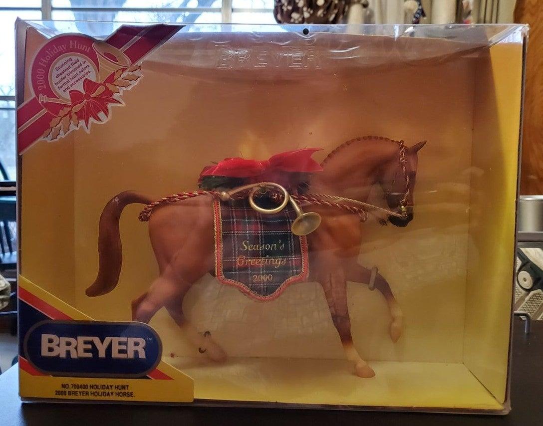 2000 Breyer Holiday Horse