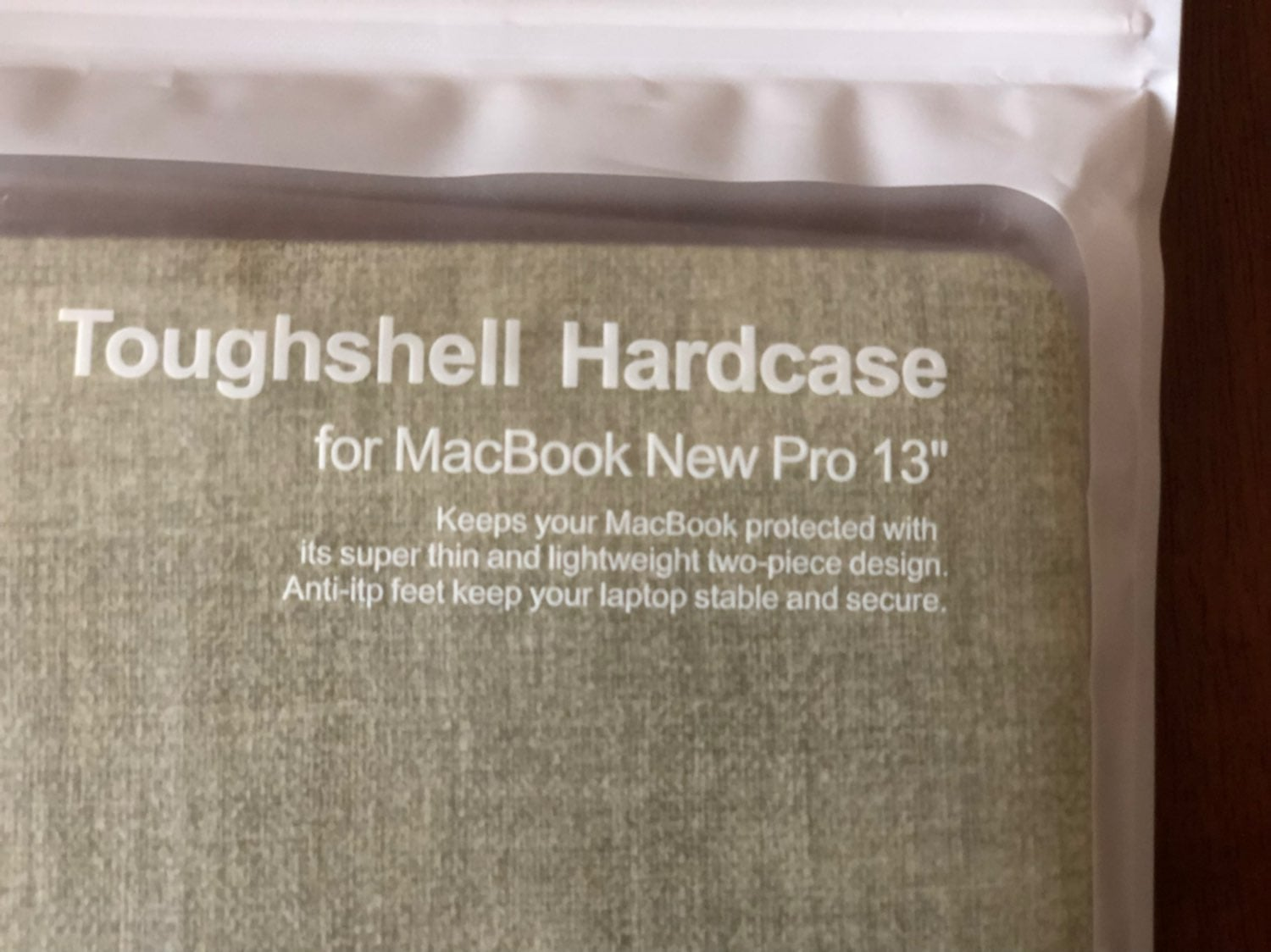 Hard shell Cover For Newer MacBook Pro