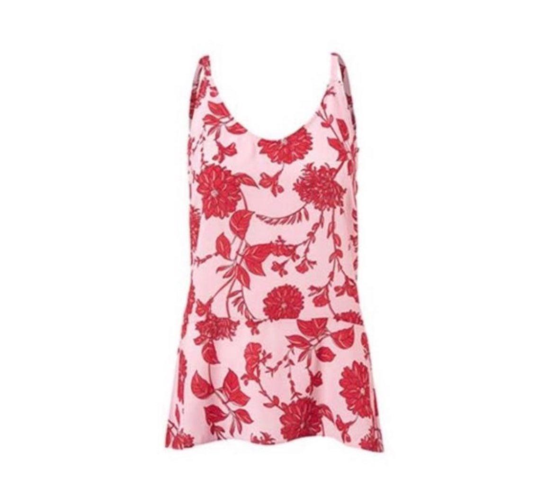 Cabi #5533 AdoreCami Pink Sz M Like New!