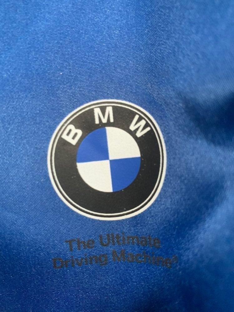 BMW BLUE BRAND NEW NEW NEW BAG