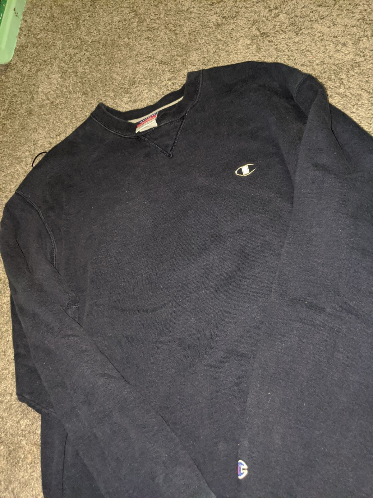 Champion sweatshirt (Navy Blue)