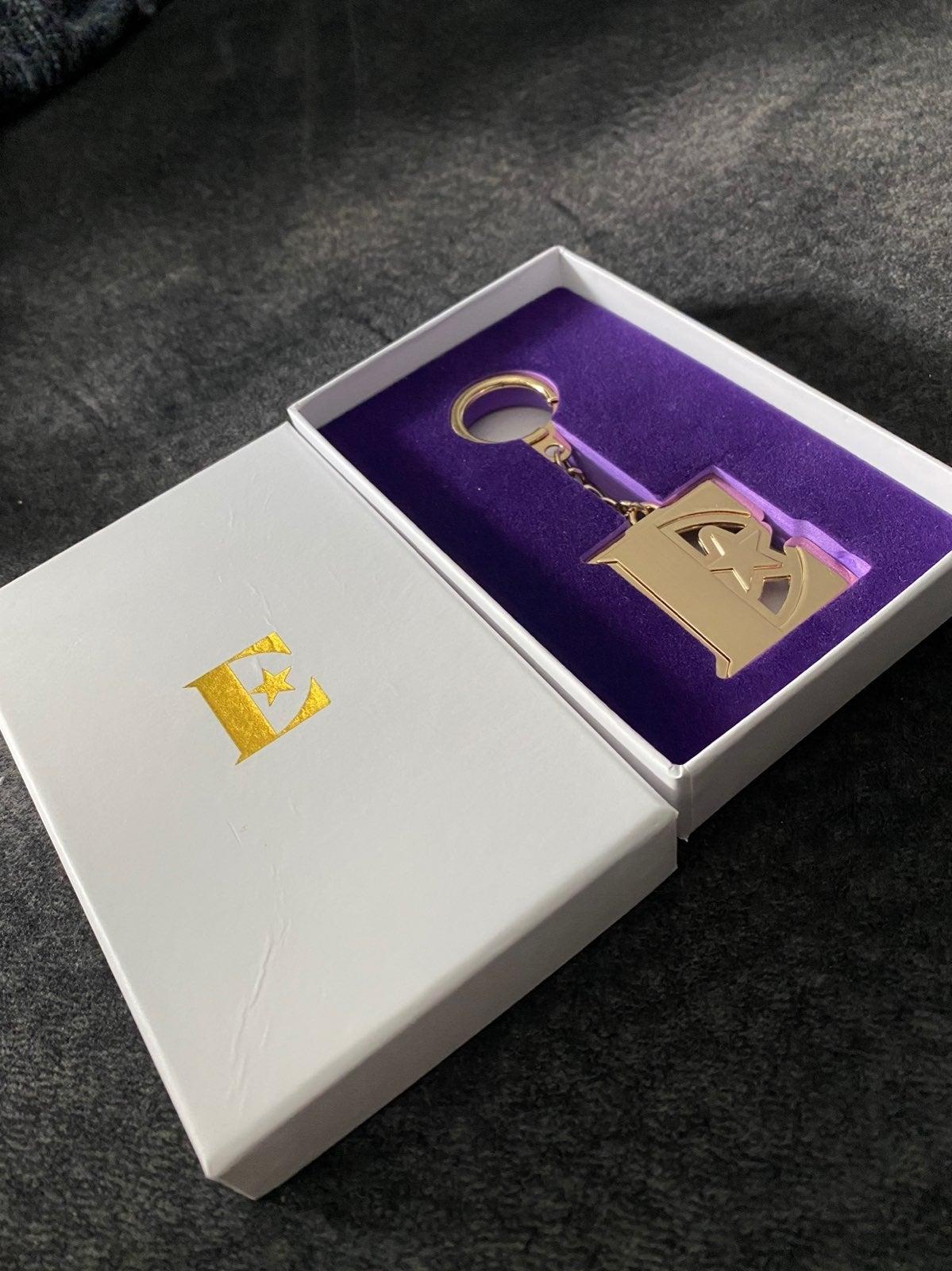 Elton John Collection Keychain