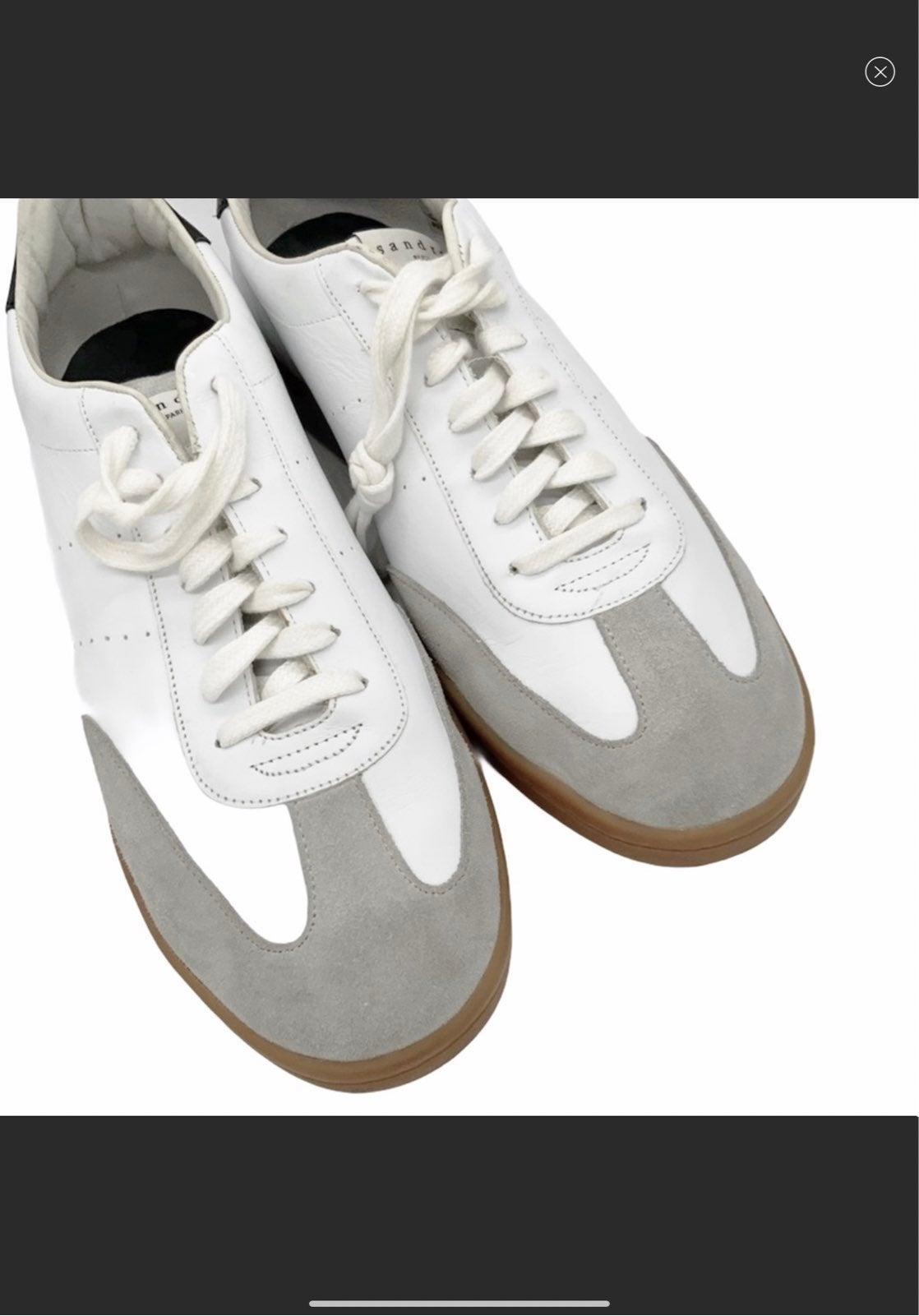 Sandro soccer sneakers