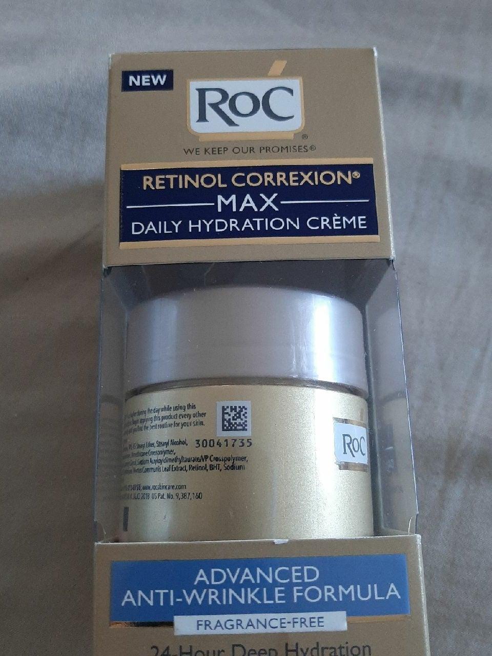 RoC Retinol Correxion Max Daily