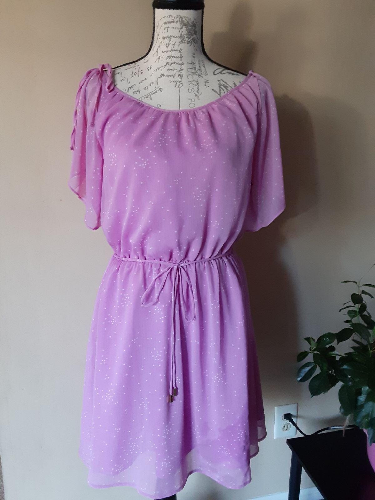 A new Day Pink Mini Dress!