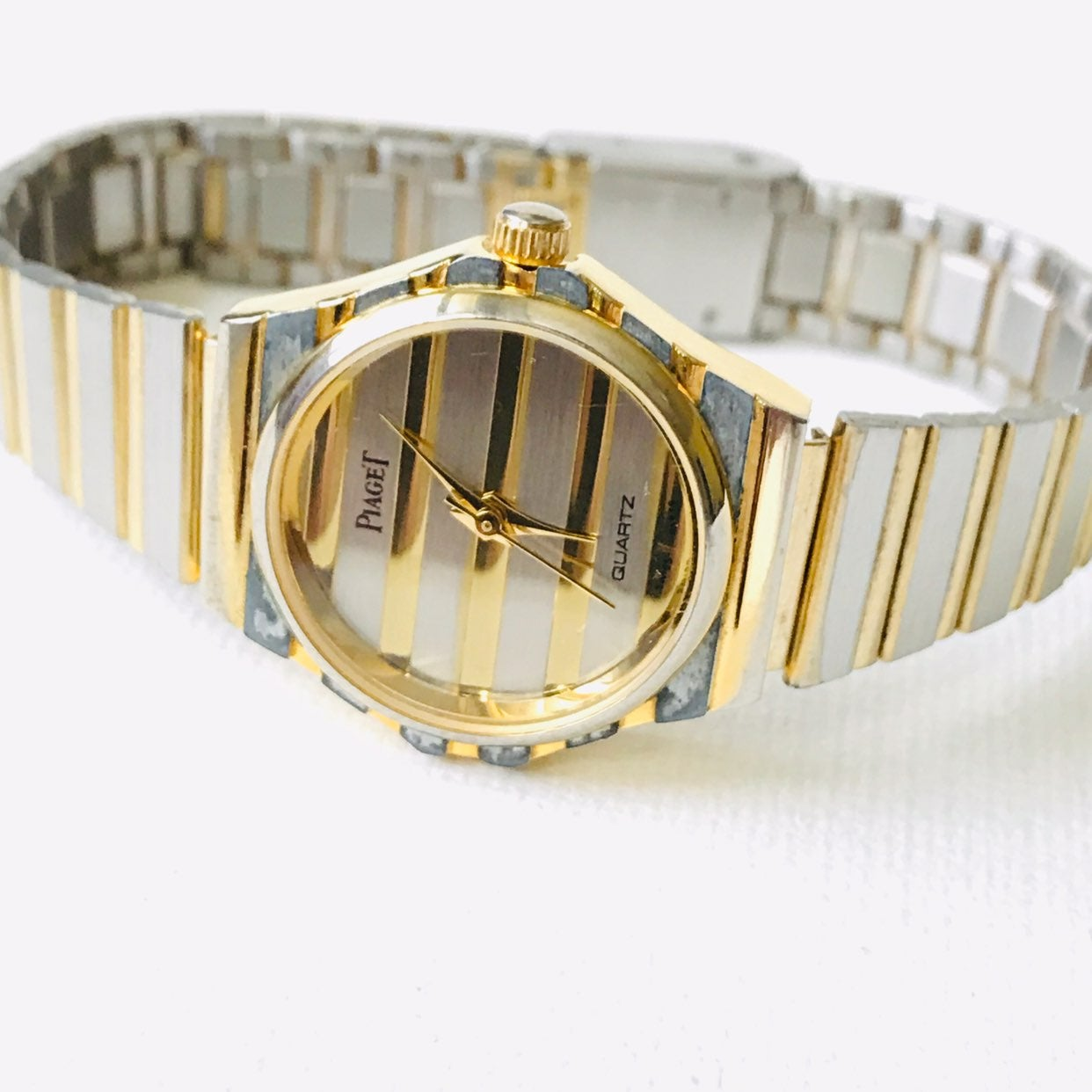 Piaget Vintage Women's Two Tone Watch