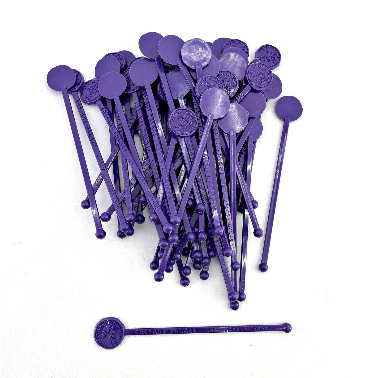 Caesers Palace Vegas Swizzle Sticks 60