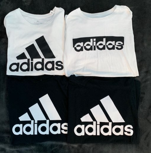 Men's Adidas Graphic T Shirt Bundle