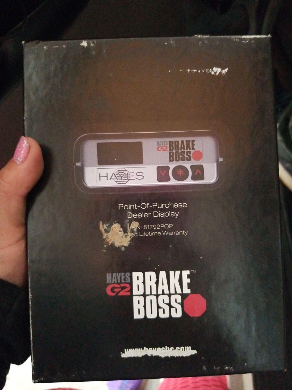 Hayes Brake Boss Brake Controller