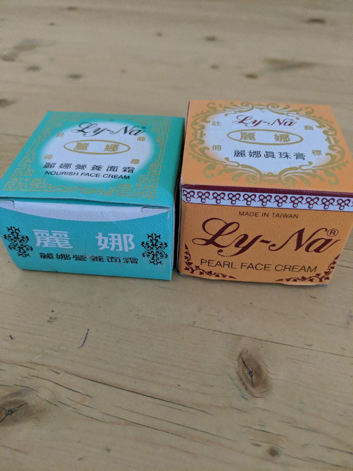 Ly-Na Face Cream bundle